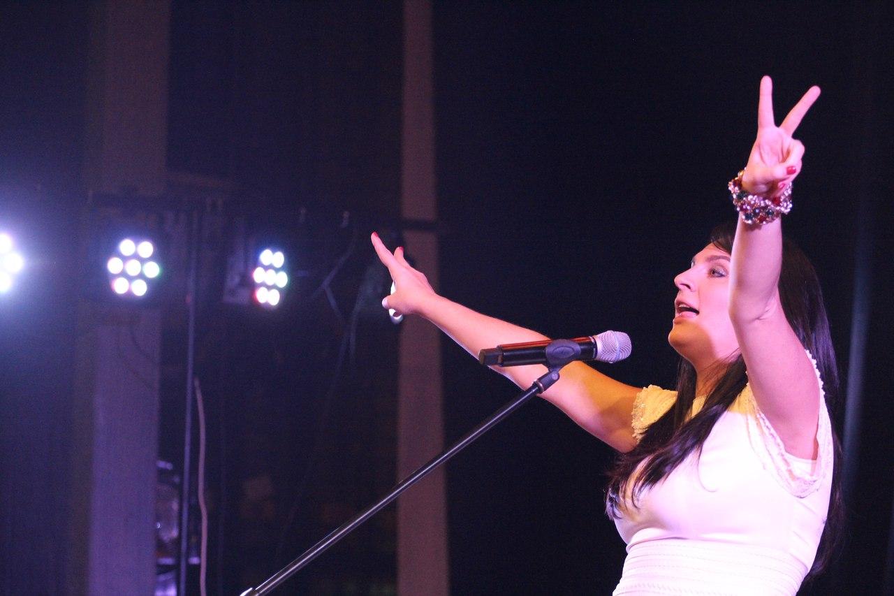 В Тамбове с концертом выступила Елена Ваенга