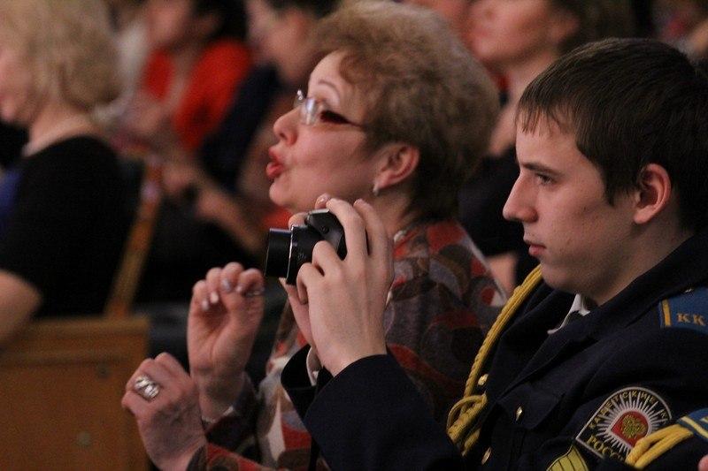 """Гала-концерт фестиваля """"Звонкая капель"""" в Тамбове"""