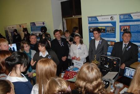 В Тамбове открылась выставка инновационных достижений