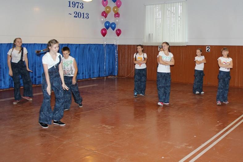 Спортивная школа № 2 города Тамбова отметила свое 40-летие