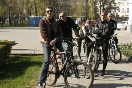 открытие велосезона