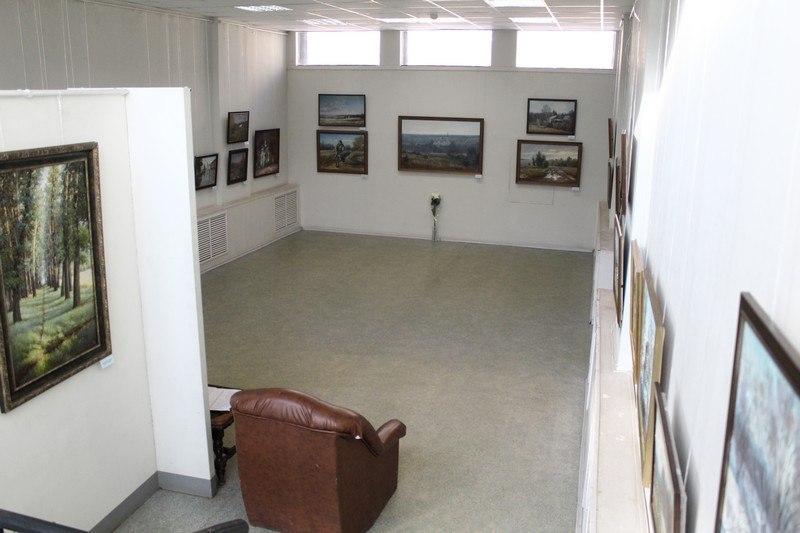 В Тамбове открылась персональная выставка Дмитрия Алексеенко