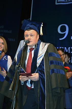 В Тамбове отметили 95-летие высшего классического образования
