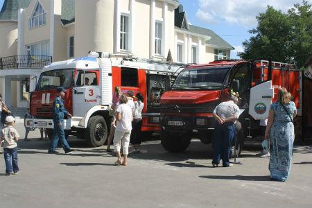 месячник пожарной безопасности