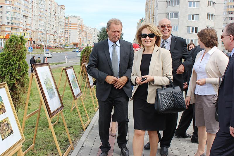 Тамбов посетила делегация из департамента Мозель