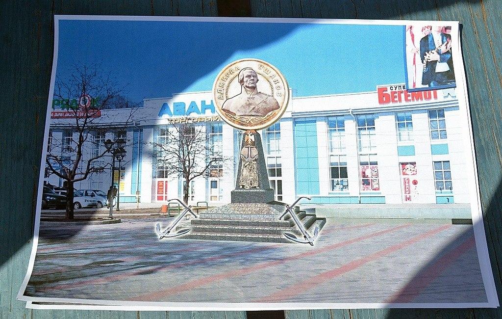 Глава администрации города Тамбова Александр Бобров показал эскизы новых памятников