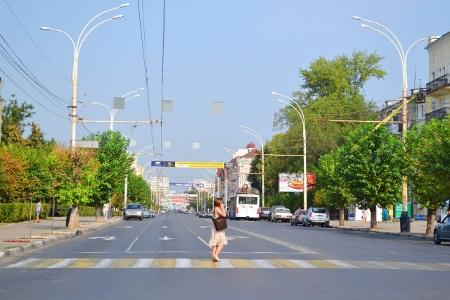 Улицы Тамбова приводят в соответствие с новым ГОСТом