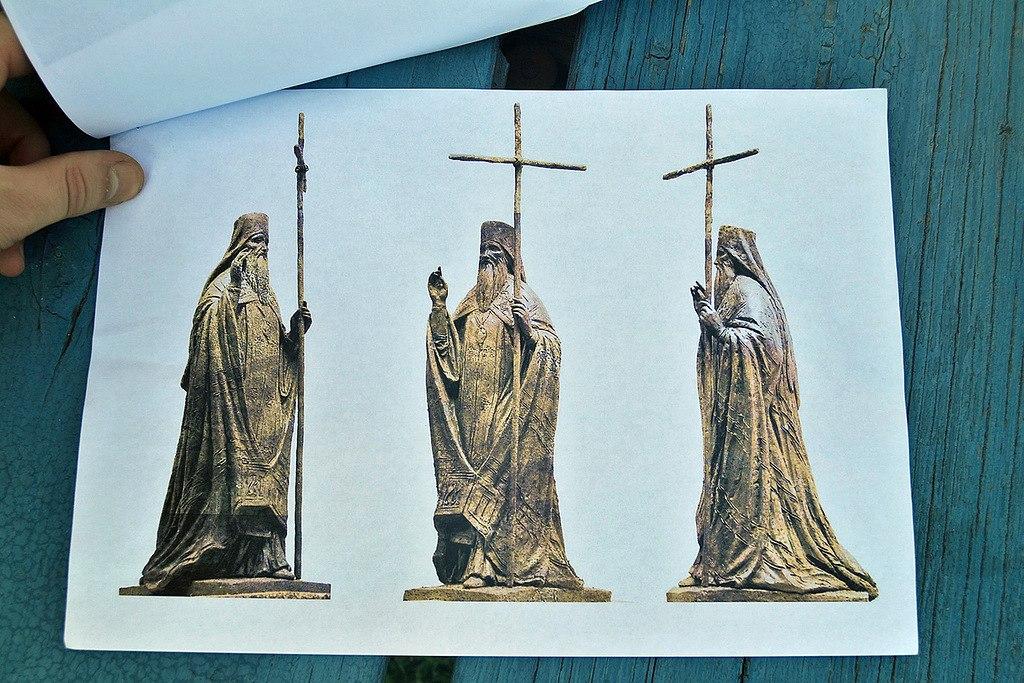 Памятника Святителю Питириму в Тамбове