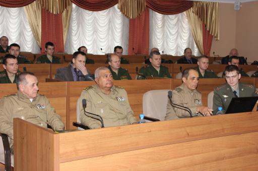 В Тамбове встретили делегациею Революционных Вооружённых сил Республики Куба