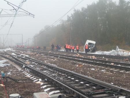 Из-за аварии на железной дороге поезд Тамбов-Москва изменит маршрут