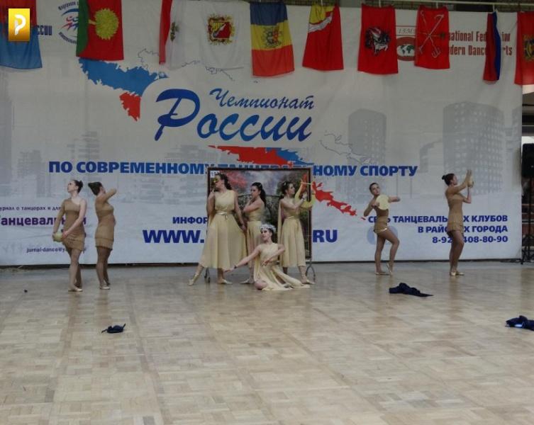 Тамбовские танцоры завоевали россыпь наград чемпионата России по современному танцевальному спорту