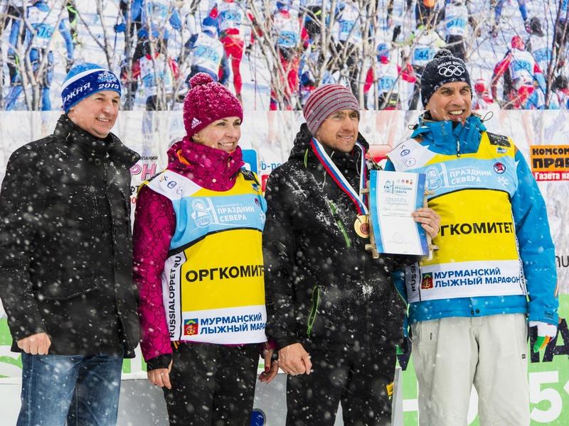 Тамбовчанин Александр Кузин стал абсолютным чемпионом Полярной Олимпиады
