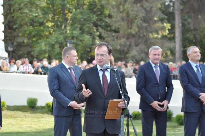 Вспоминаем 2014 год: визиты в Тамбовсую область министров и высокопоставленных чиновников
