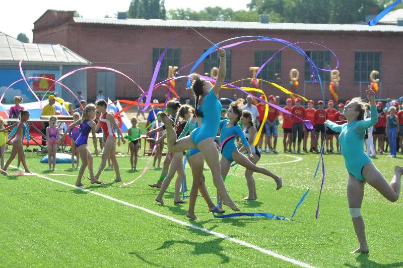 Вспоминаем 2014 год: открытие спортивных объектов