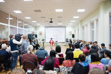 В Пушкинской библиотеке прошел вечер, на котором тамбовчанам предоставилась возможность прикоснуться к китайской культуре
