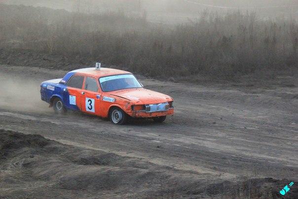 Под Тамбовом завершился третий этап чемпионата Тамбовской области по автокроссу