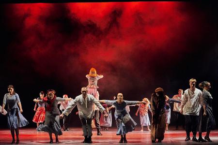 В тамбовском Драмтеатре готовится премьера, посвященная 70-летию Победы