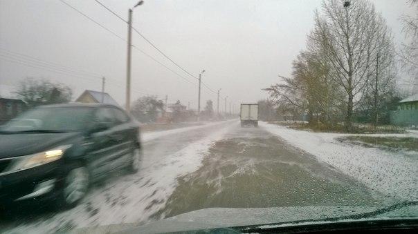 В ближайшие несколько дней в Тамбове ожидается непрерывный снег