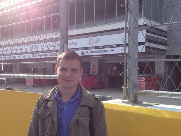 """Своими впечатлениями о работе в Олимпийском парке на трассах """"Формулы-1"""" с корреспондентом ИА """"Онлайн Тамбов.ру"""" поделился Никита Шелудяков"""