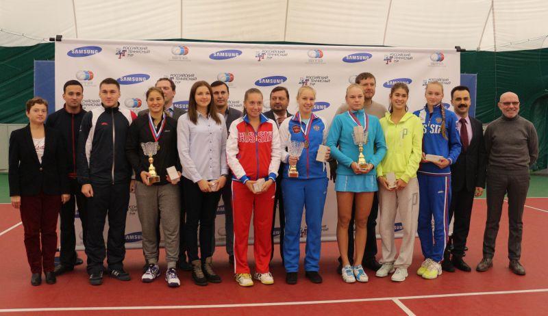 Тамбовчанка стала серебряным призёром престижного московского турнира по теннису