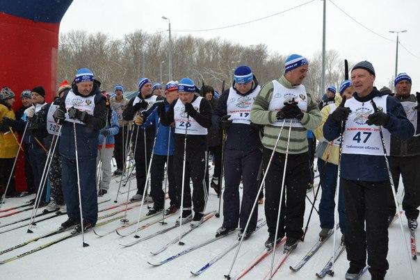 """На """"Лыжню России"""" в Тамбове вышли более четырёх тысяч человек"""