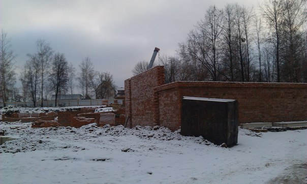 Тамбовская прокуратура признала незаконным строительство православной гимназии и детского сада в парке 40-летия Победы