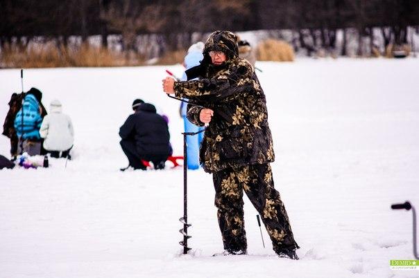 Тамбовские рыболовы открыли новый спортивный сезон