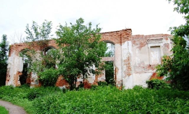 Усадьба Б.Н.Чичерина, 2012
