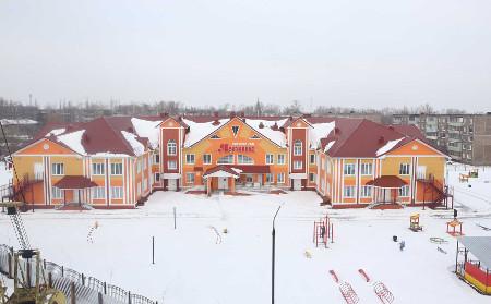 """Открытие детского сада """"Лучик"""" откладывается до весны"""