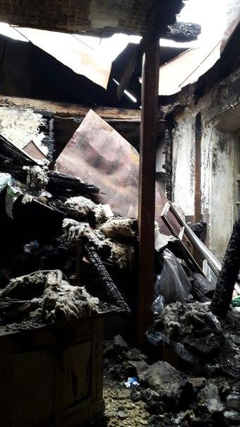 Пожар на улице Интернациональной в Тамбове расследует полиция
