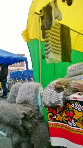 На Никольской ярмарке в Рассказово покупатели выстраивались в очередь