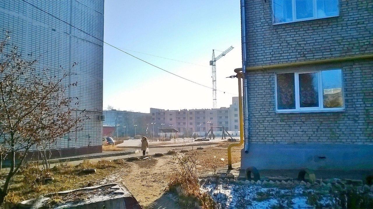 В Тамбове на месте зоны отдыха построят многоэтажку