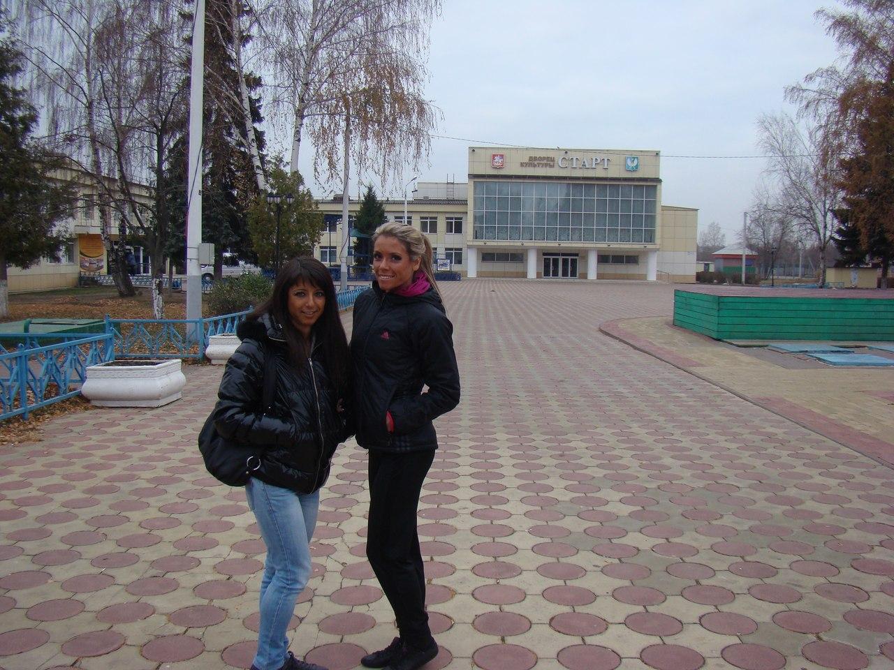 Тамбовские девушки выиграли чемпионат России по атлетическому фитнесу