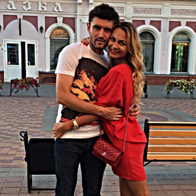 Юрий Жирков с семьёй побывал на родине в Тамбове