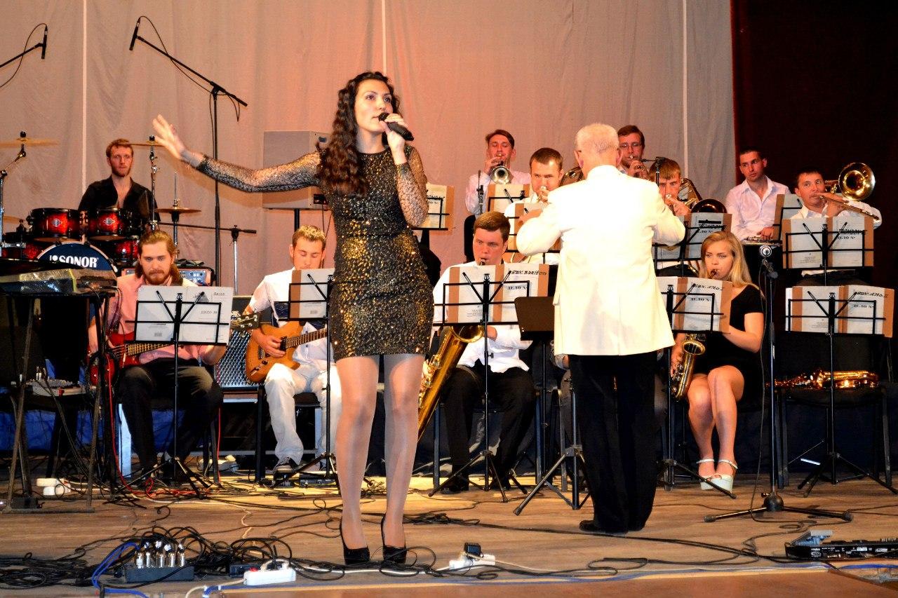 Джазовый концерт в ТГУ им. Державина