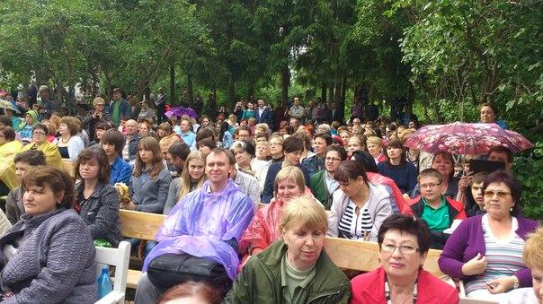 В Тамбовской области прошло открытие фестиваля музыки Сергея Рахманинова