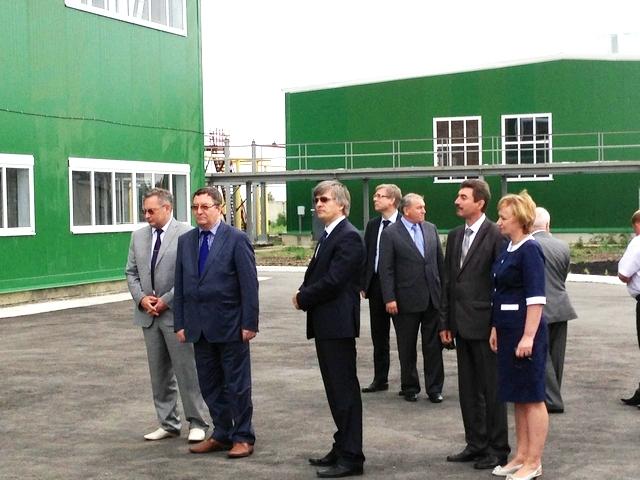 В Тамбовской области открылся новый завод по производству ферментов