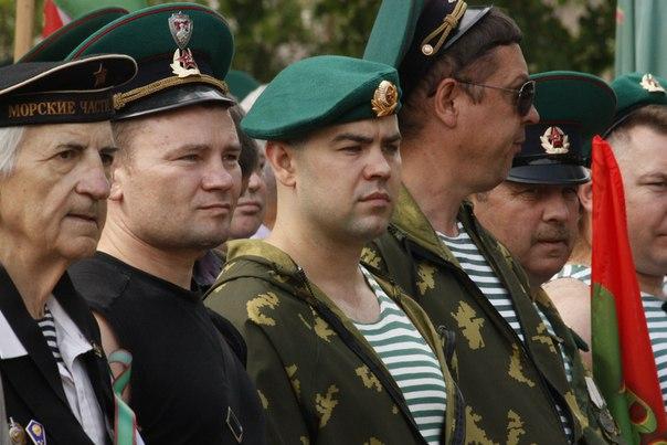 28 мая в России отмечается День пограничника, и Тамбов не стал исключением
