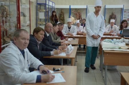 Тамбовские интерны обошли в знаниях саратовских и астраханских коллег