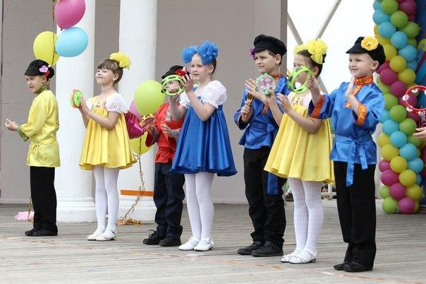"""В Тамбове состоялся концерт """"Маленькие звезды большому городу"""""""