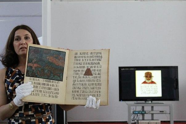 22 мая в Тамбовской областной картинной галерее прошло традиционное празднование Дня славянской письменности