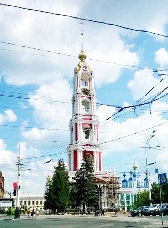 Патриарх Московский и всея Руси Кирилл освятит колокольню Казанского мужского монастыря