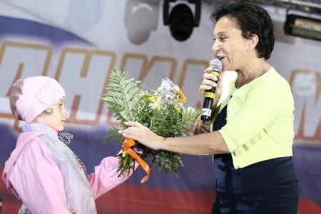"""группа """"Рики и Повери"""" выступила в Тамбове с концертом на День города"""