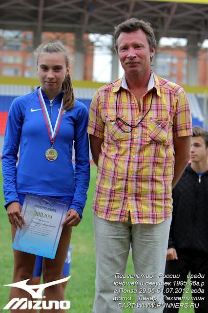 Андрей Иванов и Анастасия Колдина