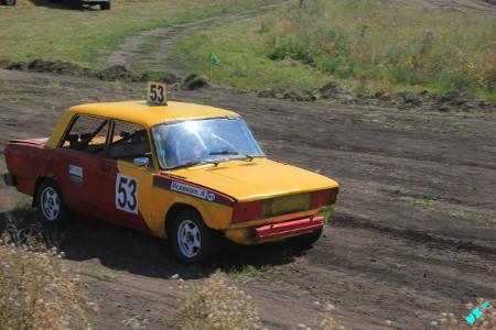 Под Тамбовом состоялся второй этап областного чемпионата по  автокроссу