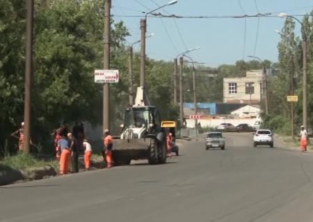 Городские власти сэкономили на строительстве дорог 2 млн рублей