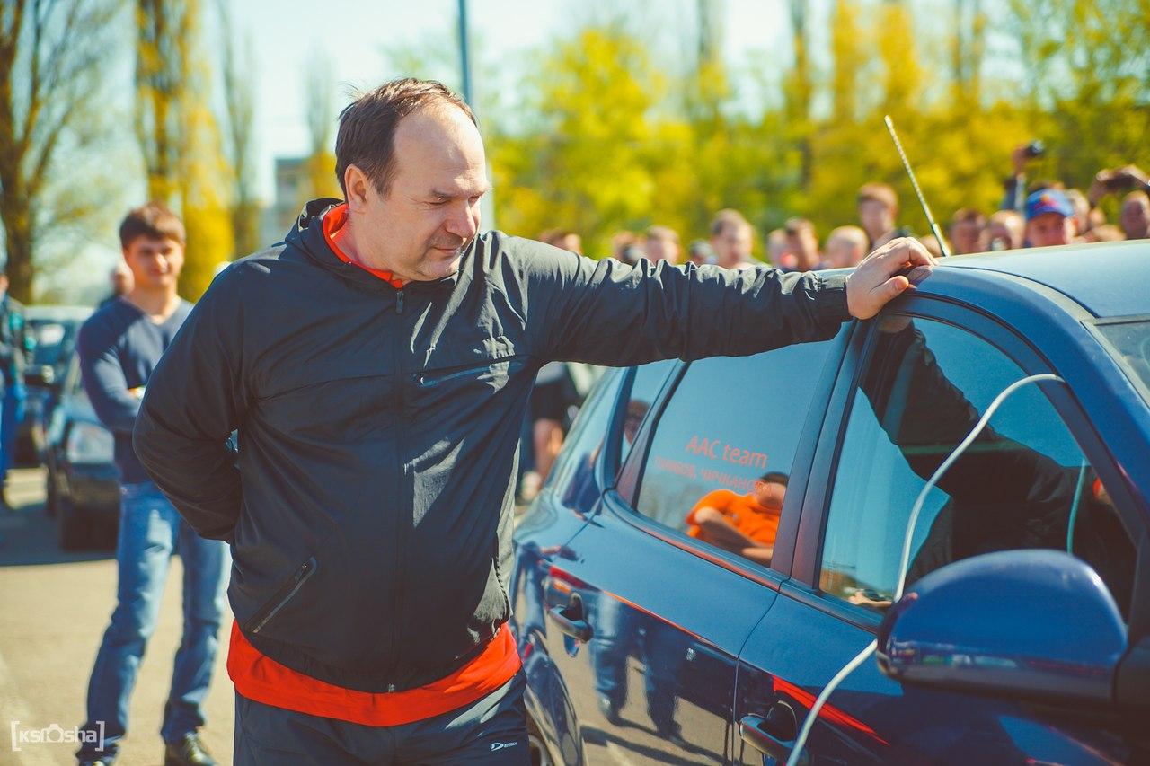 Тамбовчане на соревнованиях по автозвуку в Курске