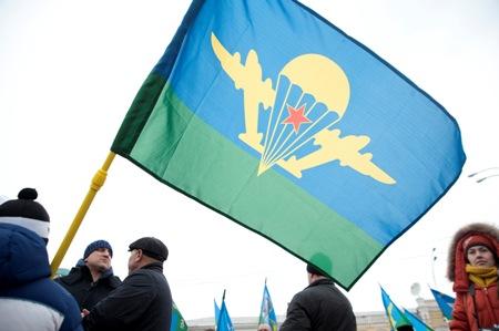 В Тамбове почтили память погибших десантников 6-й роты: 1 из 84 погибших - тамбовчанин   А также напомнили о единении страны в неспокойное время