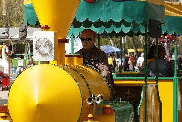 Городской парк культуры и отдыха распахнул свои двери для тамбовчан