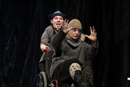 "Борисоглебский драмтеатр привез в Тамбов ""Королеву красоты"""